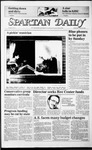 Spartan Daily, August 28, 1985 by San Jose State University, School of Journalism and Mass Communications