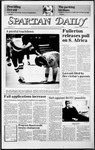 Spartan Daily, September 4, 1985 by San Jose State University, School of Journalism and Mass Communications