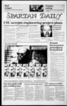 Spartan Daily, September 11, 1985 by San Jose State University, School of Journalism and Mass Communications