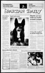 Spartan Daily, September 12, 1985 by San Jose State University, School of Journalism and Mass Communications