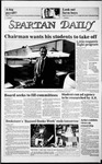 Spartan Daily, September 13, 1985 by San Jose State University, School of Journalism and Mass Communications