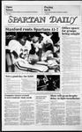 Spartan Daily, September 16, 1985 by San Jose State University, School of Journalism and Mass Communications
