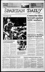 Spartan Daily, September 17, 1985 by San Jose State University, School of Journalism and Mass Communications