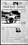 Spartan Daily, September 19, 1985