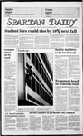 Spartan Daily, September 23, 1985 by San Jose State University, School of Journalism and Mass Communications