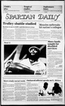 Spartan Daily, September 26, 1985 by San Jose State University, School of Journalism and Mass Communications