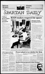 Spartan Daily, September 30, 1985 by San Jose State University, School of Journalism and Mass Communications