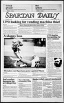 Spartan Daily, October 4, 1985 by San Jose State University, School of Journalism and Mass Communications