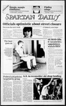Spartan Daily, October 10, 1985 by San Jose State University, School of Journalism and Mass Communications
