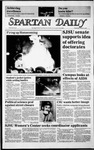 Spartan Daily, October 23, 1985 by San Jose State University, School of Journalism and Mass Communications