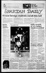 Spartan Daily, October 25, 1985 by San Jose State University, School of Journalism and Mass Communications