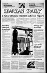 Spartan Daily, November 5, 1985