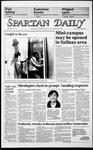 Spartan Daily, November 8, 1985