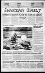 Spartan Daily, November 11, 1985