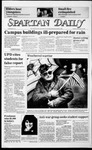 Spartan Daily, November 12, 1985 by San Jose State University, School of Journalism and Mass Communications