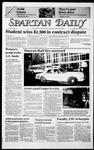 Spartan Daily, November 13, 1985