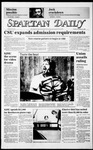 Spartan Daily, November 19, 1985