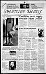 Spartan Daily, November 21, 1985