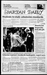 Spartan Daily, November 27, 1985