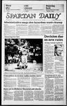 Spartan Daily, December 3, 1985