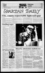 Spartan Daily, December 4, 1985