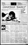 Spartan Daily, January 23, 1986 by San Jose State University, School of Journalism and Mass Communications