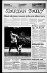 Spartan Daily, January 31, 1986 by San Jose State University, School of Journalism and Mass Communications