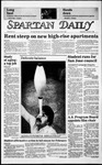 Spartan Daily, February 5, 1986 by San Jose State University, School of Journalism and Mass Communications