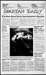Spartan Daily, February 7, 1986 by San Jose State University, School of Journalism and Mass Communications