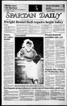 Spartan Daily, February 11, 1986