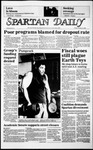 Spartan Daily, February 14, 1986 by San Jose State University, School of Journalism and Mass Communications