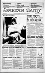 Spartan Daily, February 19, 1986 by San Jose State University, School of Journalism and Mass Communications