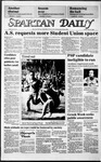 Spartan Daily, March 7, 1986