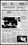 Spartan Daily, March 11, 1986