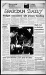 Spartan Daily, March 13, 1986 by San Jose State University, School of Journalism and Mass Communications