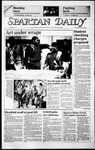 Spartan Daily, March 20, 1986 by San Jose State University, School of Journalism and Mass Communications