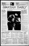 Spartan Daily, March 21, 1986 by San Jose State University, School of Journalism and Mass Communications