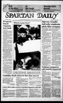 Spartan Daily, April 10, 1986 by San Jose State University, School of Journalism and Mass Communications