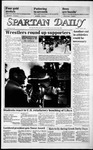 Spartan Daily, April 15, 1986 by San Jose State University, School of Journalism and Mass Communications