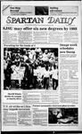 Spartan Daily, April 17, 1986 by San Jose State University, School of Journalism and Mass Communications