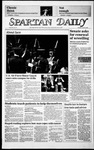 Spartan Daily, April 22, 1986 by San Jose State University, School of Journalism and Mass Communications