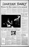 Spartan Daily, April 24, 1986 by San Jose State University, School of Journalism and Mass Communications