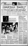 Spartan Daily, May 1, 1986 by San Jose State University, School of Journalism and Mass Communications