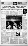 Spartan Daily, May 9, 1986 by San Jose State University, School of Journalism and Mass Communications