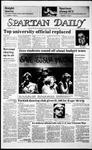 Spartan Daily, May 9, 1986