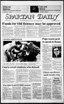 Spartan Daily, May 14, 1986 by San Jose State University, School of Journalism and Mass Communications