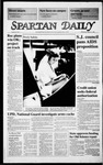 Spartan Daily, August 27, 1986 by San Jose State University, School of Journalism and Mass Communications