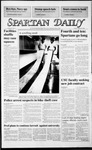 Spartan Daily, August 29, 1986 by San Jose State University, School of Journalism and Mass Communications