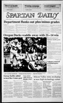 Spartan Daily, September 8, 1986