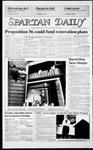 Spartan Daily, September 10, 1986